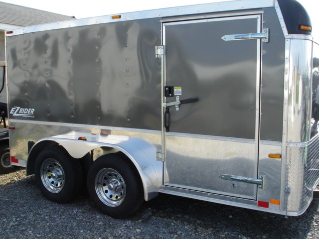 Homesteader Enclosed Trailer EZ Rider Trailers For Sale