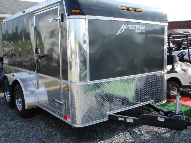 Homesteader Enclosed Trailer EZ Rider Trailers For Sale