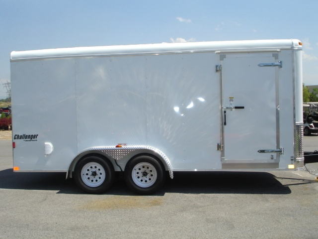 Challanger Enclosed Cargo Trailer 865-984-4003 Trailers For Sale
