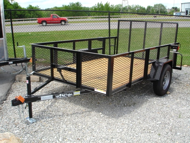 6 x 10 Trailer Mesh Inside Rails  15 Trailers For Sale