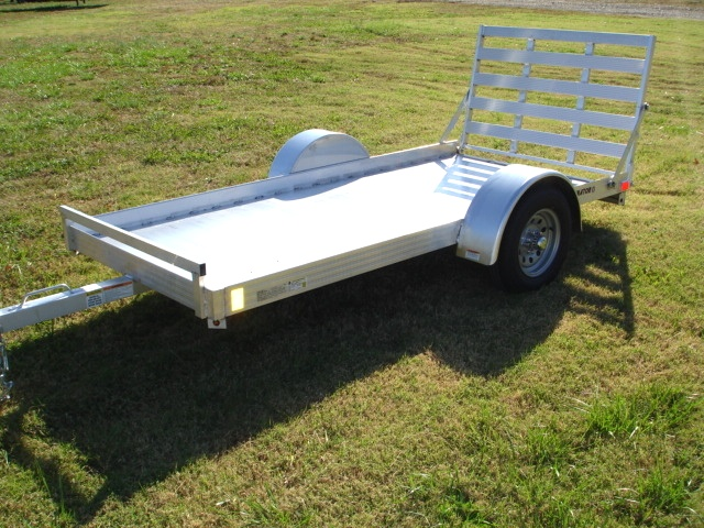Aluminum  Trailer 5 x 10    Best Quality and Value Trailers For Sale