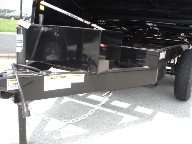 Homesteader Dump Trailer 6X10 MB Trailers For Sale