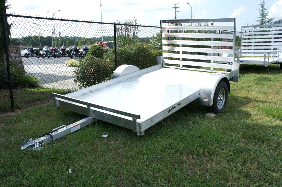 Homesteader 6 X 10 Aluminum Trailer Trailers For Sale